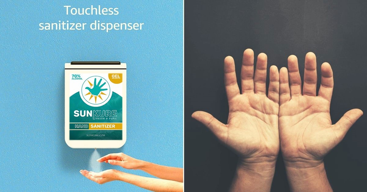 Sanitizer Dispensers
