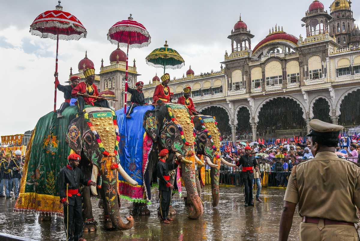 Mysore Dasara Celebrations